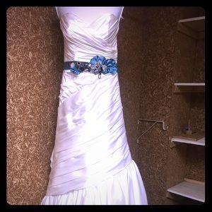 "Alfred Angelo ""Ariel"" wedding dress"